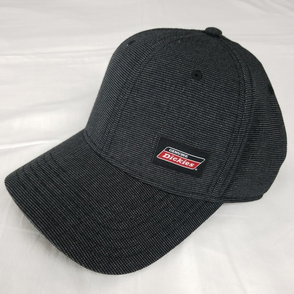 a578f4f797c Dickies Genuine Contrast Woven Stretch Fit Hat Cap